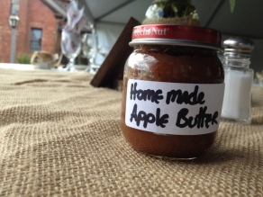 Friend made apple butter
