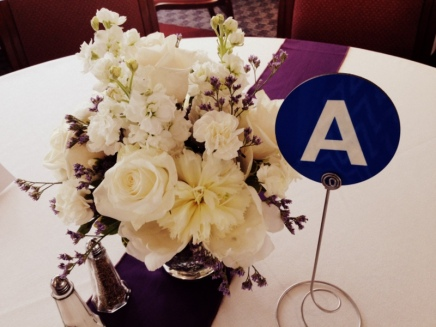 Centerpieces by Atkins Farms