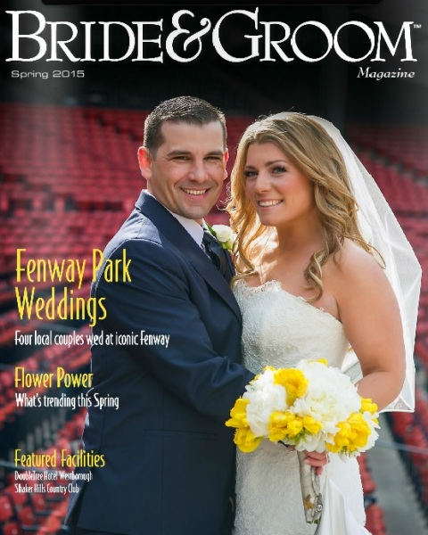 bride groom magazine im in